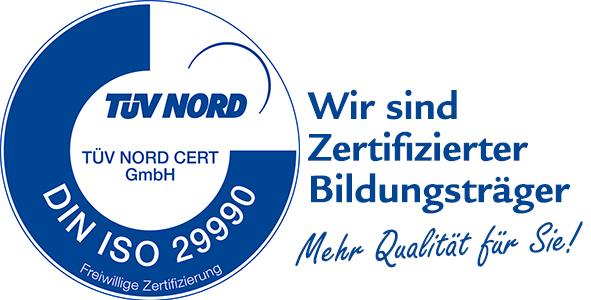 USP Zertifizierung eduplus TÜV für mehr Qualität