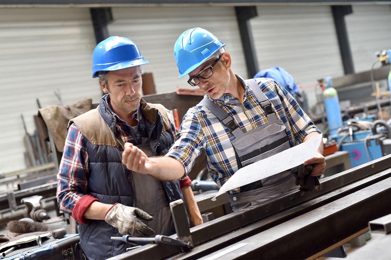 geprüfter Industriemeister Metall IHK