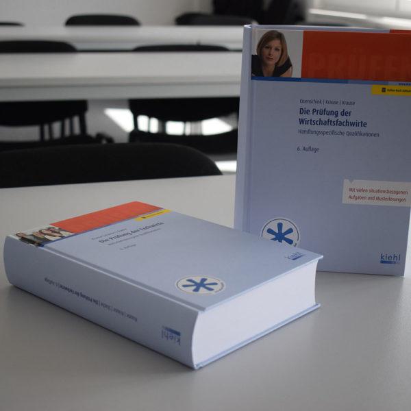Lehrbücher Kiehl Verlag Wirtschaftsfachwirte