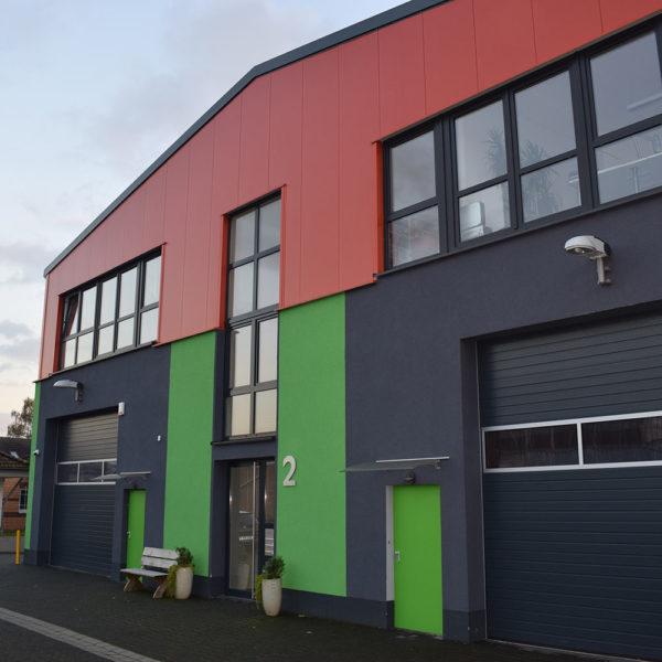Gebäude Leichlingen eduplus
