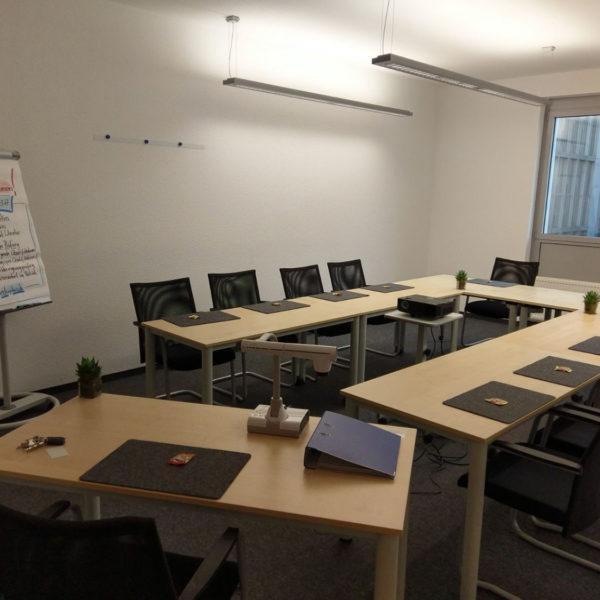Seminarraum eduplus Meister in Ratingen