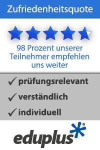 Top Bewertung eduplus